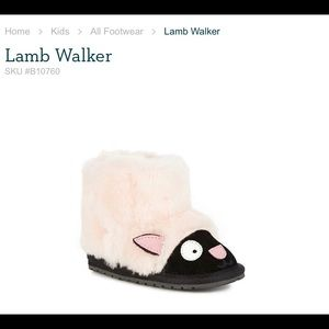 Baby winter boots from Emu